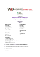 2019-08 Business Services Commitee