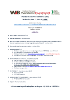 2020-06 Business Services Commitee