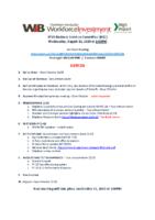 2020-08-19 BSC Agenda