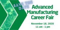 Advanced Manufacturing Career Fair STD