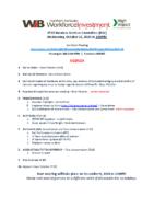 2020-10-21 BSC Agenda