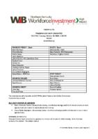 2020-10-13 Program Youth Minutes
