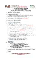 2021-01-12 WIB Agenda Packet