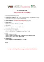 2021-02-09 Program Youth Agenda