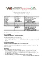 2020-12-09 BSC Committee Meeting Minutes