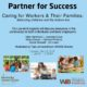 May 2021 Partner for Success – Caring for Workers & Their Families Panelist Bios and Resources