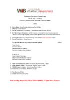 2021.06.16 BSC Agenda package