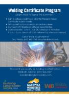 Summer Welding Program (4)
